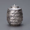 Mokume-gane Chaire(tea caddy)